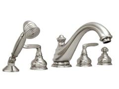 - 5 hole bathtub set AUSTRAL | Bathtub set - Bronces Mestre