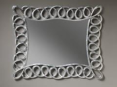 Specchio rettangolare a parete con corniceAVA - ARIANNASOLDATI