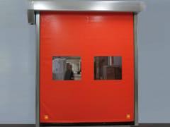 Porta ad avvolgimento rapido verticaleAVANTGARDE - CAMPISA