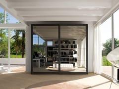 - Wardrobe with sliding doors AVENUE | Mirrored wardrobe - Silenia