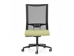 - Mesh task chair with 5-Spoke base with casters AVIANET 3660 - TALIN