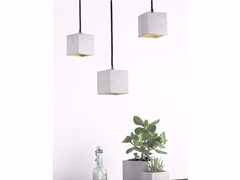 - Direct light cement pendant lamp [B6] | Direct light pendant lamp - GANTlights