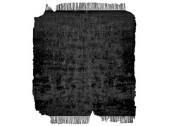 - Handmade rug BARTAURE NIGHT FROZEN CUT - HENZEL STUDIO