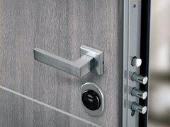 - Armoured door panel BASIC LINE - Alias Security Doors