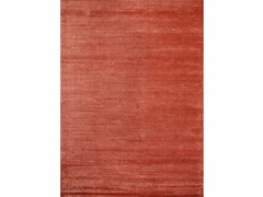 - Handmade rug BASIS LIGHT PAPRIKA - Jaipur Rugs