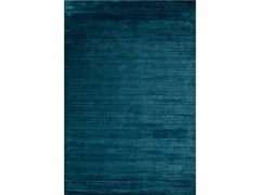 - Tappeto fatto a mano BASIS PEACOCK BLUE - Jaipur Rugs