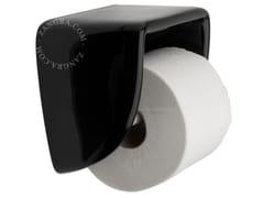 - Porcelain toilet roll holder BATHROOM | Toilet roll holder - ZANGRA