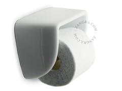 - Porcelain toilet roll holder BATHROOM   Porcelain toilet roll holder - ZANGRA