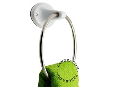- Towel ring BATHROOM | Towel ring - ZANGRA