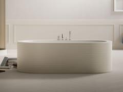 Vasca da bagno idromassaggio ovale in acrilicoONEWEEK | Vasca da bagno - BLUBLEU