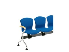 - Beam seating with armrests TA-CHERIE | Beam seating with armrests - Sesta