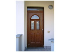 - Glass and aluminium door panel BELLATRIX/K3 - ROYAL PAT