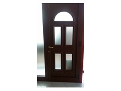 - Glass and aluminium door panel BELLATRIX/K5 - ROYAL PAT