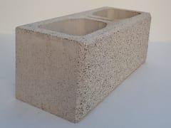 Blocco in cls alleggerito per muratura esternaBG20 | Blocco da muratura in cls - EDIL LECA  DIVISIONE MURATURE