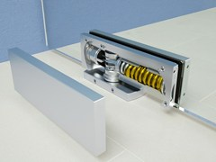 Cerniera oleodinamica per porte in vetroBILOBA UNICA 100E10 - COLCOM GROUP