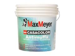 Pittura lavabile traspiranteBIOCASACOLOR - MAXMEYER BY CROMOLOGY ITALIA