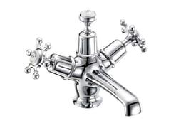 - Countertop 1 hole chromed brass washbasin tap BIRKENHEAD | 1 hole washbasin tap - Polo
