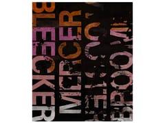 - Handmade rectangular rug BLEECKER MULTI - HENZEL STUDIO