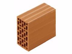 Blocco da muratura in laterizio / Blocco per tamponamento in laterizioBlocchi pesanti 15x25x25 - WIENERBERGER
