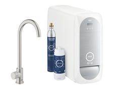 Dispenser acqua potabile in metalloBLUE HOME 31498DC1 - GROHE