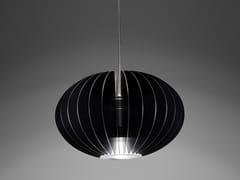 - LED aluminium pendant lamp Blume S - PURALUCE