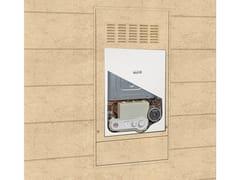 - Built-in wall-mounted boiler START IN - RIELLO
