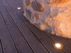 - LED aluminium foot- and walkover light BOLAS LED - BEL-LIGHTING
