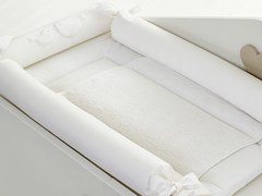 Fasciatoio in cotoneBOSCO LEBEBÉ | Materassino fasciatoio - BABY EXPERT