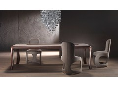 - Extending solid wood table BOTERO - Carpanelli Contemporary
