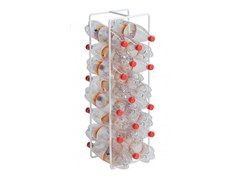 - Metal bottle rack MIXRACK | Bottle rack - SHOWROOM Finland