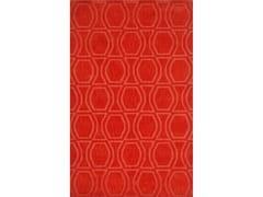 - Wool rug BOW TILE - Jaipur Rugs