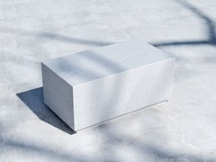 - Backless concrete Bench BOX (100) - SIT