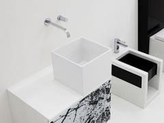 - Countertop washbasin BOX 31.5 | Countertop washbasin - GSG Ceramic Design