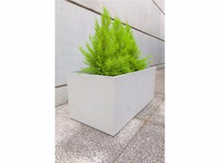- Fiber-reinforced concrete Flower pot BOX (100) | Fiber-reinforced concrete Flower pot - SIT