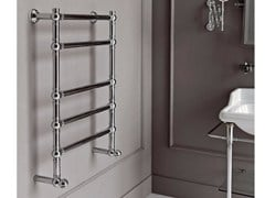 - Chrome wall-mounted towel warmer BRENT 3 - BATH&BATH