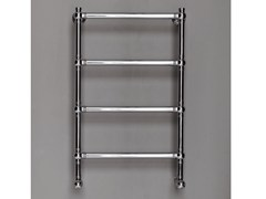 - Chrome wall-mounted towel warmer BRENT 4 - BATH&BATH