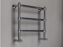 - Chrome wall-mounted towel warmer BRENT 5 - BATH&BATH