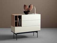 - Modular lacquered wooden sideboard BXCH62 - Caccaro