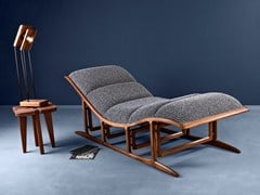Chaise longue imbottita in tessutoMOST - HOOKL UND STOOL