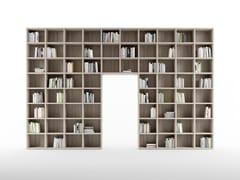 Libreria a sistemaLibreria a ponte - CINQUANTA3