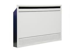 BRIO-I SLIM | Ventilconvettore da incasso