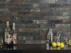- Porcelain stoneware wall tiles with stone effect BRISTOL | Wall tiles - Ceramica Rondine