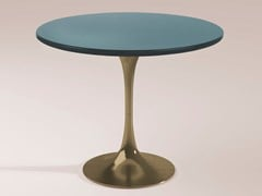 Tavolino alto rotondo in legnoBUENOS AIRES | Tavolino in legno - EMOTIONAL PROJECTS
