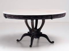 Tavolo da pranzo rotondo in ciliegioC 1558/R | Tavolo - ANNIBALE COLOMBO
