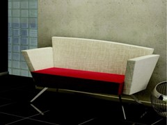 - Fabric small sofa C2 BD | Small sofa - TALIN