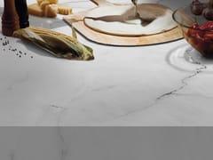 Top cucina / piano per tavoliCALACATTA LINCOLN - APAVISA PORCELÁNICO