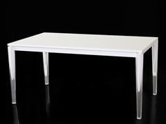- Rectangular MDF table CALIPPO | Table - Magis