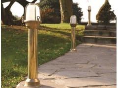 Paletto luminoso in ottoneCAMBRIDGE FL - BEL-LIGHTING
