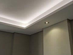 Profilo per illuminazione lineare in MDFCANALETTO CLASSICO - CANALETTO SMART