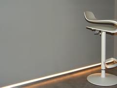 Profilo per illuminazione lineareCANALETTO CLOSED FOR WALL - CANALETTO SMART